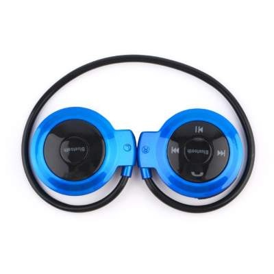 Наушники Bluetooth TF-503 mini (blue)
