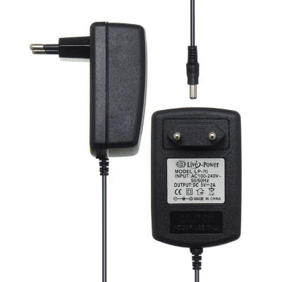Блок питания Live-Power 5V LP-70 5V/2A=2A (5.5*2.1)