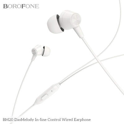 Наушники BoroFone BM20 DasMelody In-line Control Wired Earphone