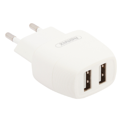 СЗУ Remax Flinc Series RU-U29 2USB 2.1A Charger (White)