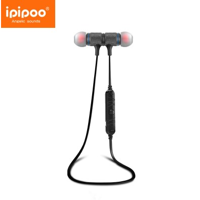 Наушники Bluetooth Awei Ipipoo IP-IL80BL (Grey) Original