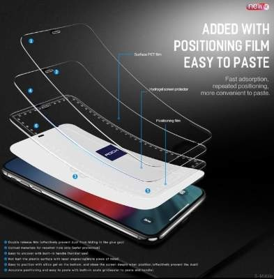 Защитная пленка Rock Hydrogel Screen Protector iPhone Original