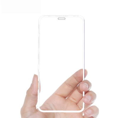 "Стекло защитное для iPhone X/Xs/11 Pro Remax Panshi Series Glass для iPhone 5.8"" GL-51 White"