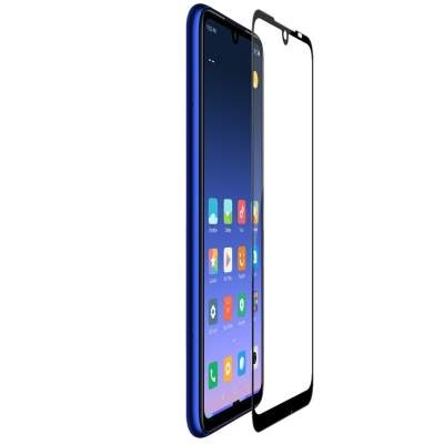 Стекло Xiaomi Redmi Note 7 Pro Full Glue 2.5D Black/White