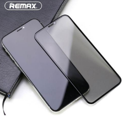 "Стекло защитное для iPhone Xr/11 Remax Emperor Anti-privacy series 9D glass for iPhone 6.1"" GL-35 Black"