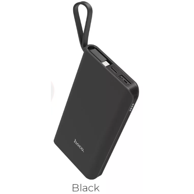 Внешний АКБ 10000 mAh HOCO J25A New power mobile Micro-USB black