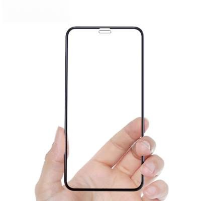 "Стекло защитное для iPhone Xs/11 Pro Max Remax Panshi Series Glass для iPhone 6.5"" GL-51 Black"