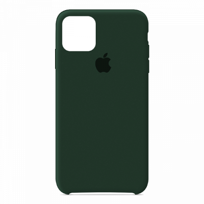Чехол Silicon Case для iPhone 12 Mini мирт