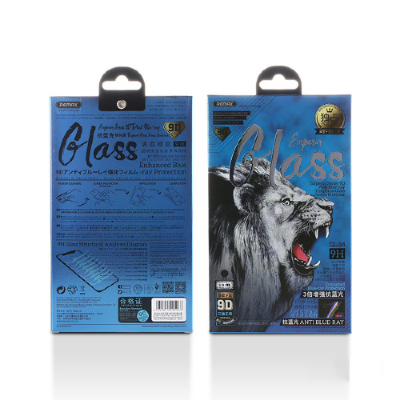 "Стекло защитное для iPhone Xs/11Pro Max Remax Emperor Anti-blue series 9D glass For iPhone 6.5"" GL-34"