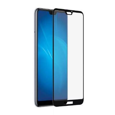Стекло Huawei Honor 9i Full Glue 2.5D Black/White