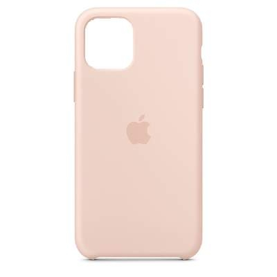 Чехол Silicon Case для iPhone 12 Mini розовый