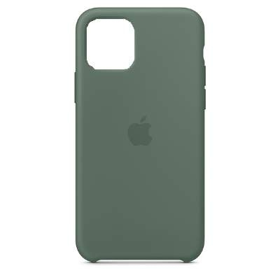 Чехол Silicon Case для iPhone 12 Mini серый