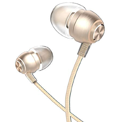 Наушники Devia Metal In-ear Earphone Original