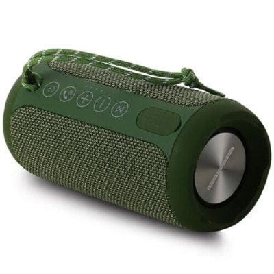 Колонка портативная Remax Water-proof Spearker Bluetooth 4.2 RB-M28 (Green)
