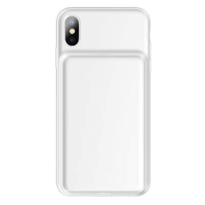 Чехол-аккумулятор 4200 mAh Baseus ACAPIPH58-ABJ02 for iphone X/XS white