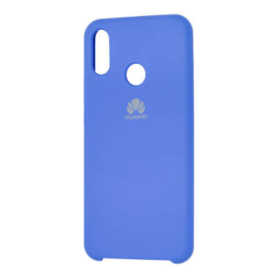 Чехол Silicone Cover Huawei P Smart Z синий