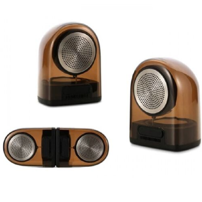 Колонка Remax TWS Speaker RB-M32 Bluetooth 4.2 (Coffee)
