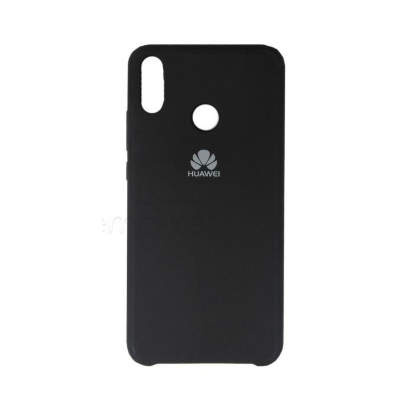 Чехол Silicone Cover Huawei P Smart Z чёрный