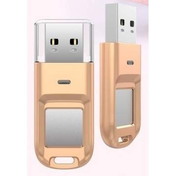 Флешка Devia Magic fingerprint encryption USB drive 32GB Original