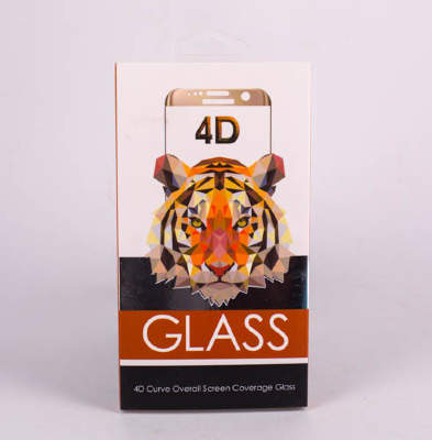 Стекло 4D для iPhone 6 Plus